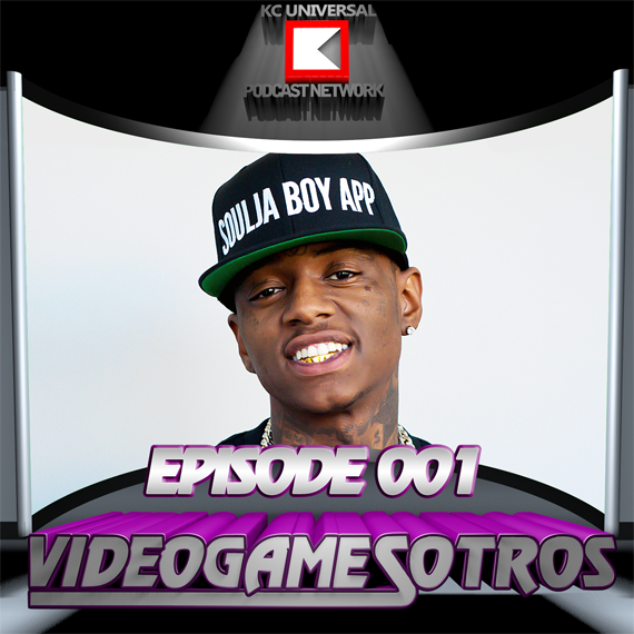 VIDEOGAMESOTROS: The Podcast - Episode 001 Beaten Games, Video Game Movies and Soulja Boi!
