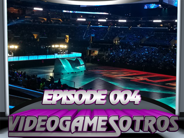 VIDEOGAMESOTROS: The Podcast EP004 - 'Apple Arcade, Sony's Game Development and Video Game Competitions'
