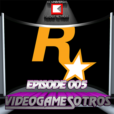 VIDEOGAMESOTROS: The Podcast - EPISODE 005: nVidia GeForce Cloud Gaming, Video Game Movies and Rockstar Games
